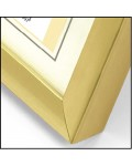 New Easy Bilderrahmen 30x40 cm gold