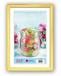 Plastic frame 10x15 cm to 50x70 cm YB assorted