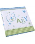 Baby album Lovely in blue 60 sides
