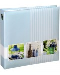 Idyll Memo Album, for 200 photos with a size of 10x15 cm, turquoise