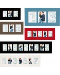 New Line glossy frame 3 to 9 photos 10x15 cm, 13x18 cm and 15x20 cm