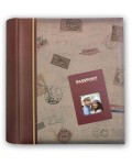 slip-in album PASSPORT 200 photos 11x16 cm