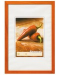 Rahmen PEPPERS 21x29,7 cm (DIN A4) - orange