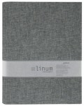 Ring Binder A4 Linum gray