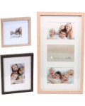 Wooden photo frame and gallery frame Siena