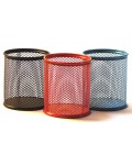 pencil cup by officional red
