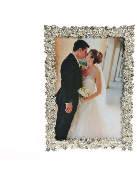 PERLA wedding photo frame 10x15 cm