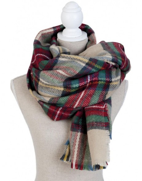 scarf SJ0628 Clayre Eef in the size 140x140 cm