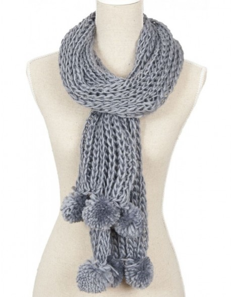 scarf SJ0457G Clayre Eef in the size 15x140 cm
