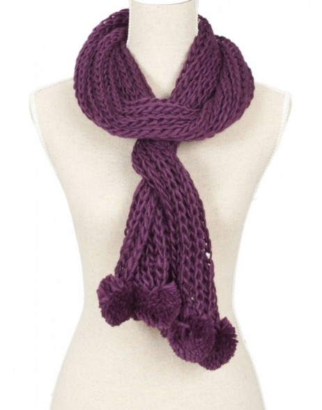 scarf SJ0457LA Clayre Eef in the size 15x140 cm