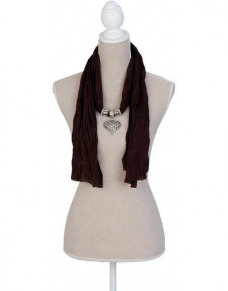 165x40 cm synthetic scarf SJ0601 Clayre Eef