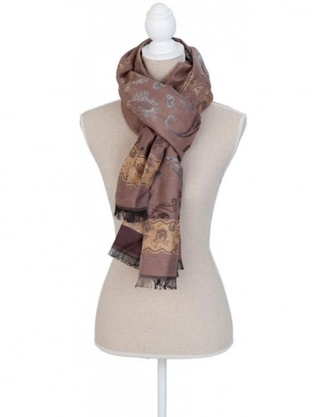 scarf SJ0578CH Clayre Eef in the size 180x70 cm