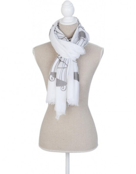scarf SJ0640W Clayre Eef in the size 180x70 cm