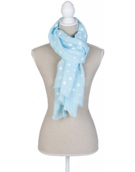 scarf SJ0641LBL Clayre Eef in the size 180x70 cm