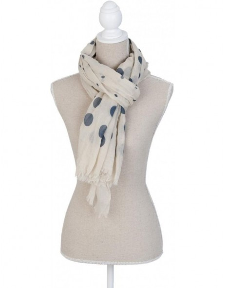 scarf SJ0660BL Clayre Eef in the size 180x85 cm