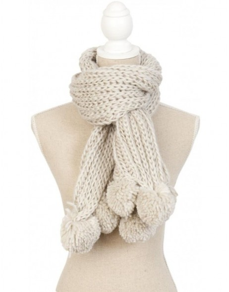 20x170 cm synthetic scarf SJ0454N Clayre Eef