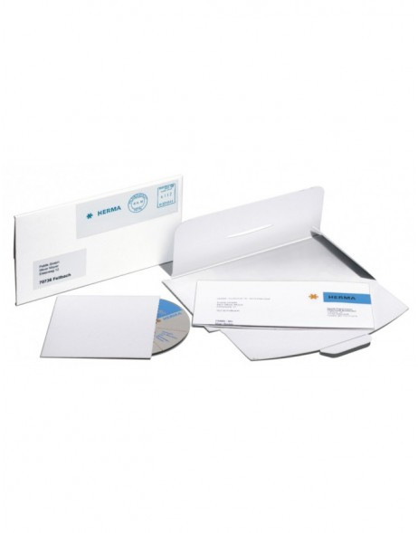 CD-PostPack mailing envelope detachable archive pocket 25pcs