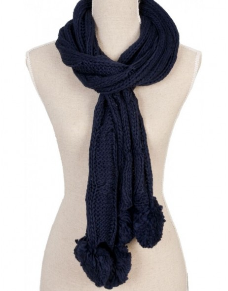 scarf SJ0276BL Clayre Eef in the size 25x170 cm