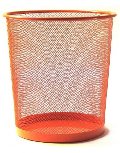 paper bin by officional white 29 cm
