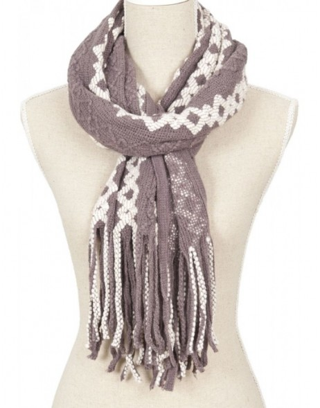 35x150 cm synthetic scarf SJ0407LA Clayre Eef