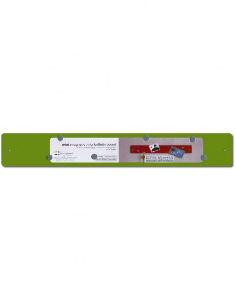 14x2 olive-green mini Magnetic Strip mini