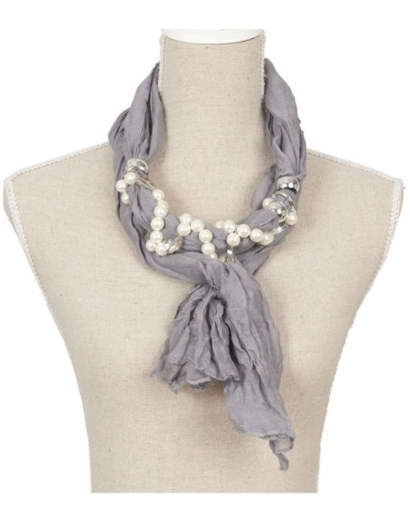 50x160 cm synthetic scarf SJ0425 Clayre Eef