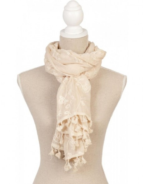 scarf SJ0498N Clayre Eef in the size 65x180 cm