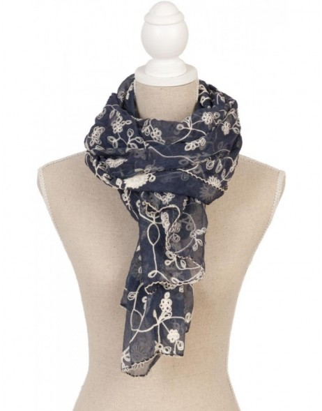 scarf SJ0500BL Clayre Eef in the size 65x180 cm