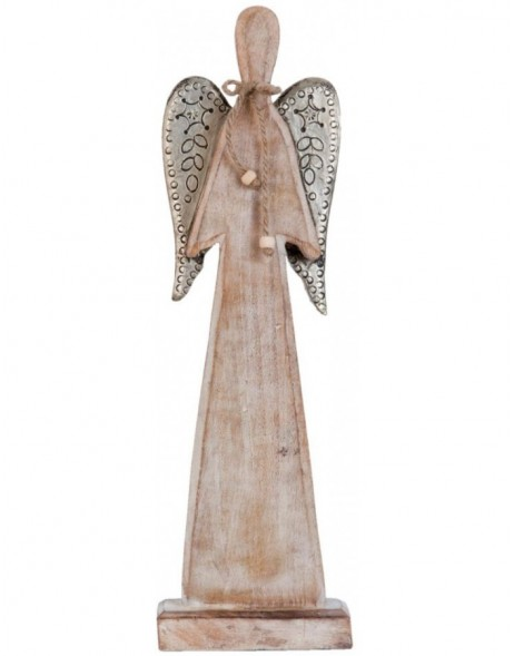 6H0932M Clayre Eef - decoration ANGEL brown