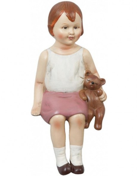 6PR0291 Clayre Eef - sitting decoration CHILDREN