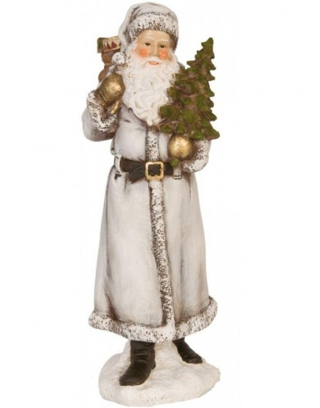 6PR0597 Clayre Eef - decoration Father Christmas