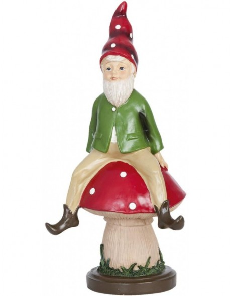 6PR0662 Clayre Eef - decoration DWARF