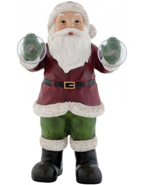 6PR0669 Clayre Eef - window decoration SANTA