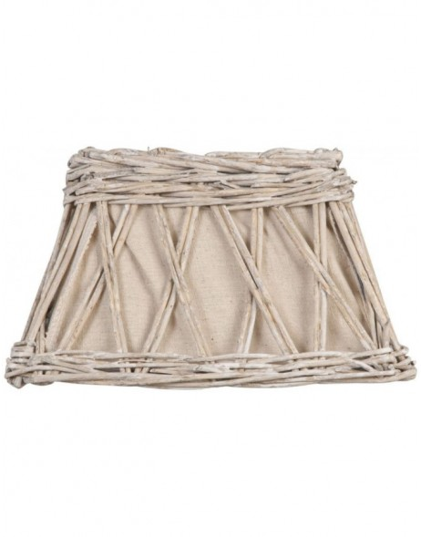 6RO0251 Clayre Eef lamp shade natural
