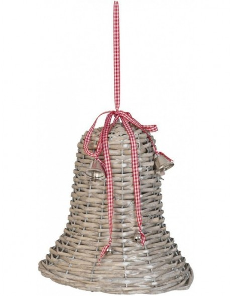 6RO0280L Clayre Eef pendant BELL light brown