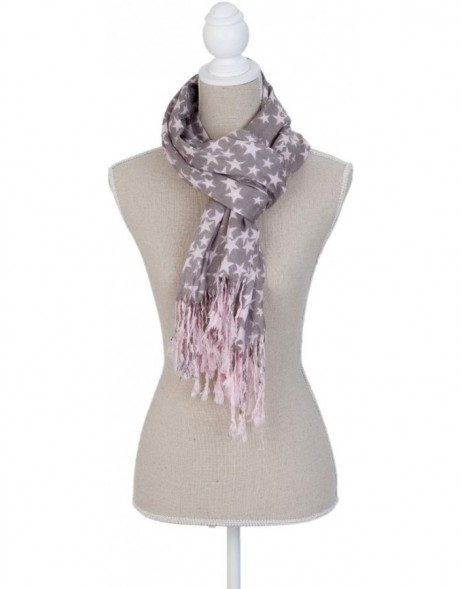 70x170 cm synthetic scarf SJ0692G Clayre Eef