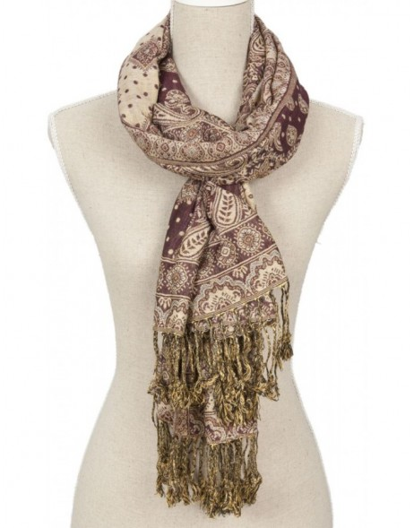 scarf SJ0465R Clayre Eef in the size 70x180 cm
