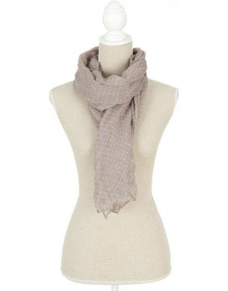 70x180 cm synthetic scarf SJ0533G Clayre Eef
