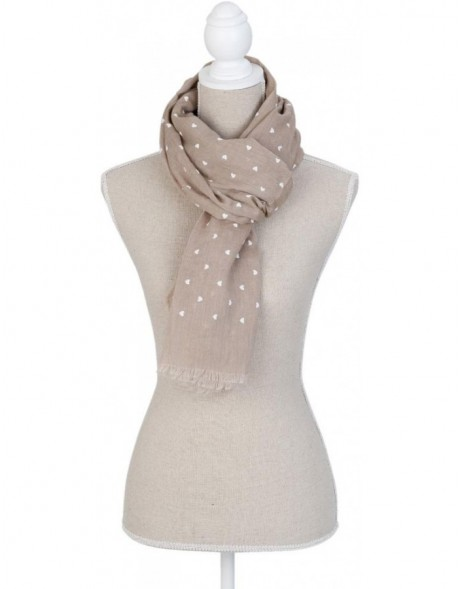 scarf SJ0547BGR Clayre Eef in the size 70x180 cm