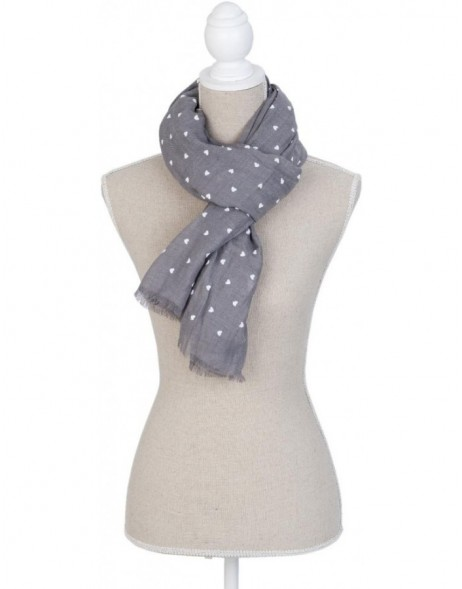 scarf SJ0547G Clayre Eef in the size 70x180 cm
