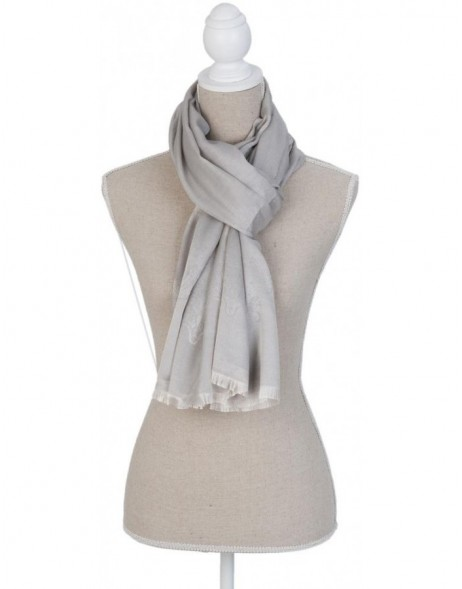 70x180 cm synthetic scarf SJ0608G Clayre Eef