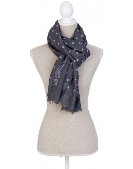 scarf SJ0620DG Clayre Eef in the size 70x180 cm