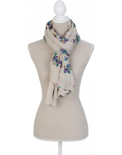 scarf SJ0649BGR Clayre Eef in the size 70x180 cm