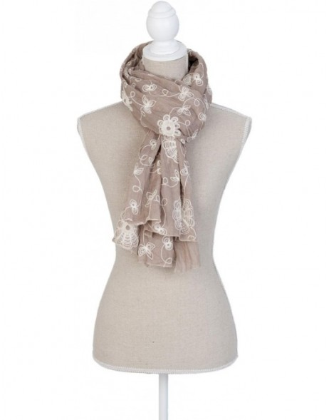 70x180 cm synthetic scarf SJ0651 Clayre Eef