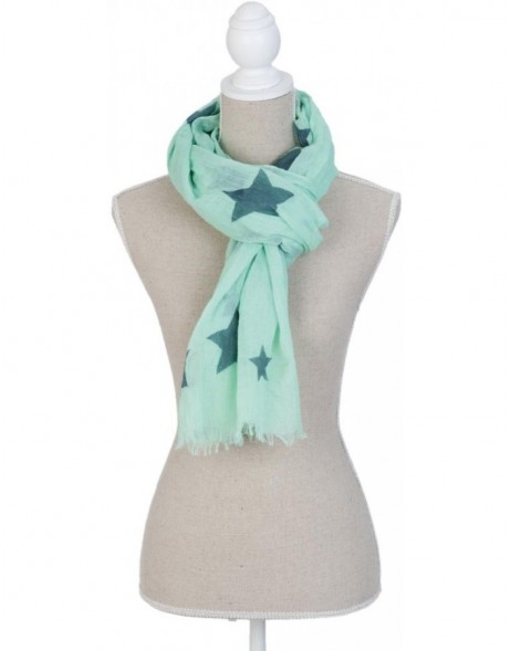 85x180 cm synthetic scarf SJ0659BL Clayre Eef