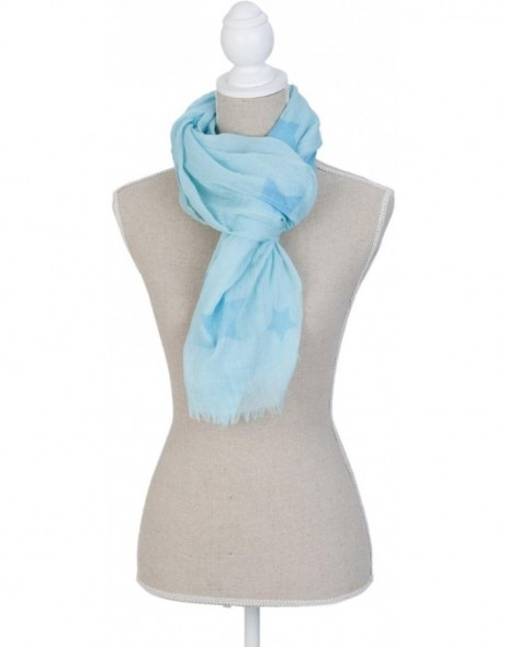 85x180 cm synthetic scarf SJ0659LBL Clayre Eef