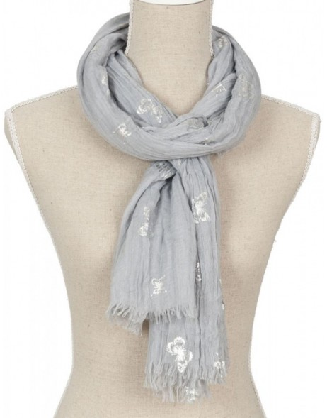 scarf SJ0419G Clayre Eef in the size 90x180 cm