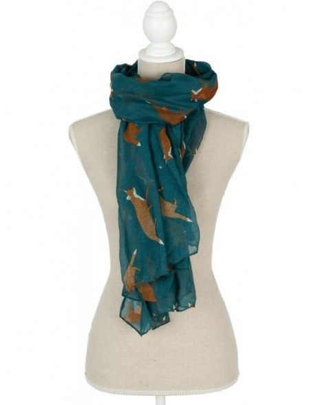 scarf SJ0532BL Clayre Eef in the size 90x180 cm