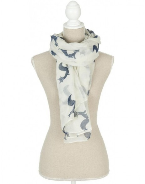 90x180 cm synthetic scarf SJ0544N Clayre Eef