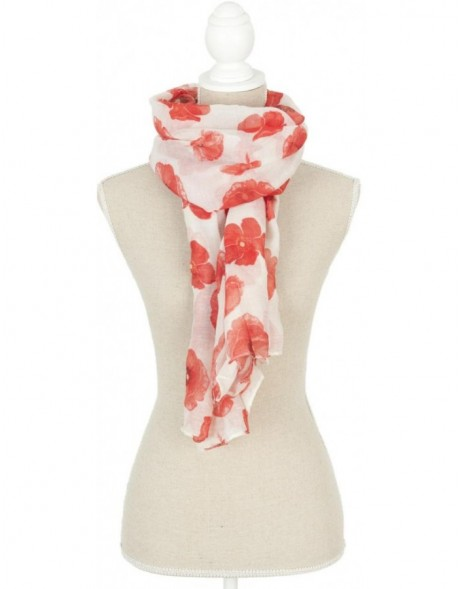 90x180 cm synthetic scarf SJ0546 Clayre Eef